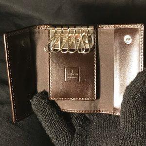 Fendi Vintage Key Holder (6 key)